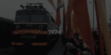Дорога длиною в жизнь Документальный фильм 2019 юбилей 45 лет БАМа