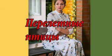 Фильм ПЕРЕЛЕТНЫЕ ПТИЦЫ 2019 смотреть онлайн бесплатно мелодрама