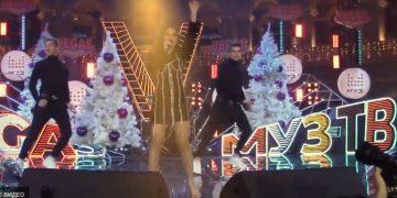 Танцы Елка Муз ТВ 2020 концерт дискотека смотреть онлайн