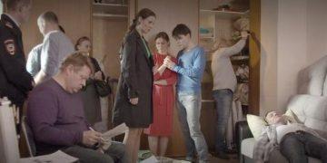 Сериал СПАСЁННАЯ ЛЮБОВЬ фильм на Россия 1 мелодрама все серии онлайн