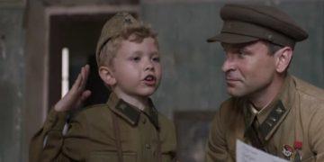 СОЛДАТИК сериал военный фильм онлайн все серии 1,2,3,4 Россия 1