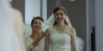 Сериал СВАДЕБНОЕ ПЛАТЬЕ фильм на Россия 1 мелодрама все серии онлайн