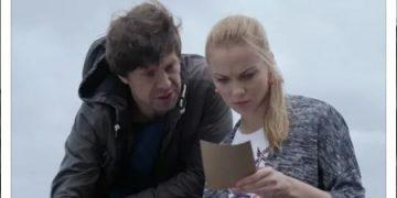 Сериал ПРОШЛОЕ УМЕЕТ ЖДАТЬ серии 1,2,3,4 ТВЦ смотреть онлайн по роману Виктории Платовой