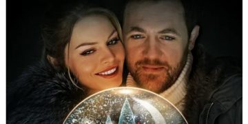 ПУТЬ СКВОЗЬ СНЕГА новогодняя мелодрама фильм под новый год смотреть онлайн.