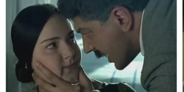 Сериал ЖЕНА СТАЛИНА все серии 1-4 онлайн фильм исторический