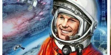 Звезда по имени Гагарин документальный